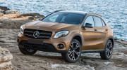 Mercedes GLA 2018 sắp ra mắt tại Việt Nam