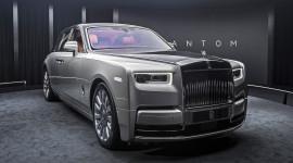 Rolls-Royce Phantom thế hệ thứ VIII chính thức ra mắt