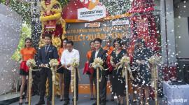 Bridgestone triển khai chương trình chăm sóc xe toàn diện tại Hà Nội