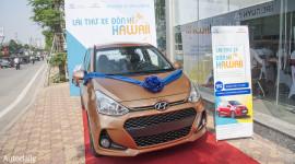Cơ hội lái thử Hyundai Grand i10 2017 lắp ráp trong nước tại Hà Nội