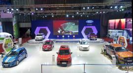 Chiêm ngưỡng trọn danh mục sản phẩm Ford tại Triển lãm Ôtô Việt Nam 2017