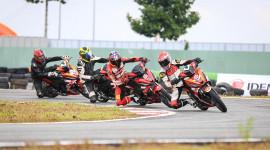 Honda Việt Nam tiếp tục tổ chức giải đua môtô tại Bình Dương