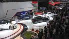 Toàn cảnh gian hàng Nissan Việt Nam tại VMS 2017