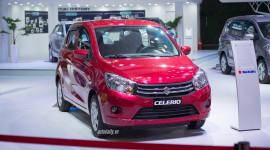 """Xe giá rẻ Suzuki Celerio """"chào"""" thị trường Việt"""