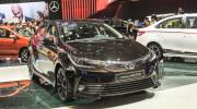 Toyota Corolla Altis 2017 chính thức ra mắt tại Việt Nam