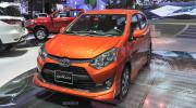 Toyota Wigo – Đối thủ Hyundai Grand i10 ra mắt tại Việt Nam