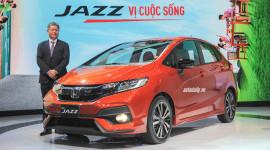Cận cảnh Honda Jazz hoàn toàn mới tại Việt Nam