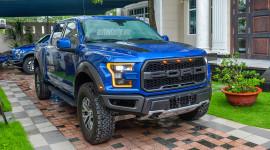 Thêm 2 siêu bán tải Ford F-150 Raptor 2017 về Việt Nam