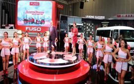 """Video: """"Lạc"""" vào không gian tương lai của FUSO"""