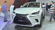 Lexus NX300 2018 ra mắt tại Việt Nam