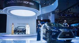"""Trải nghiệm """"Hành trình Lexus"""" tại VMS 2017"""