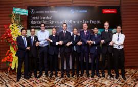 Mercedes-Benz và FUSO giới thiệu Dịch vụ hỗ trợ tài chính