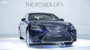 Siêu phẩm Lexus LS500h hoàn toàn mới ra mắt tại Việt Nam