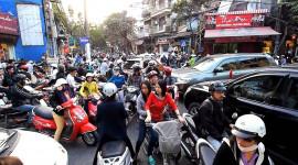 """Đủ cái """"ấm ức"""" khi đi ôtô tại Việt Nam"""