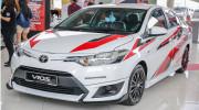 Toyota Vios ngầu hơn với phiên bản Sports Edition