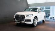 Audi Q5 2017 có giá từ 2 tỷ đồng tại Việt Nam