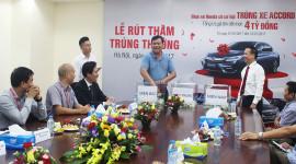 Người Việt mua ôtô Honda, trúng xe Accord