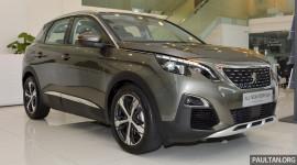 Peugeot 3008 2017 ra mắt tại Đông Nam Á, giá từ 33.505 USD