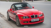 Hàng hiếm BMW Z3 Convertible của dân chơi Ninh Bình