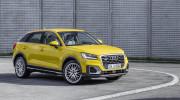"""Audi Q2 trang bị động cơ mạnh """"bất ngờ"""""""