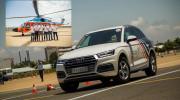 Lái thử Audi Q5 hoàn toàn mới và bay trực thăng ngắm cảnh TP Vũng Tàu