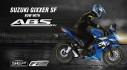 Suzuki Gixxer SF ABS 2017 chính thức trình làng, giá từ 1.490 USD                                                             2