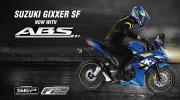 Suzuki Gixxer SF ABS 2017 chính thức trình làng, giá từ 1.490 USD
