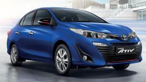 Toyota Yaris Sedan 2018 chính thức ra mắt, giá từ 14.090 USD