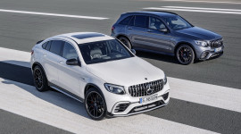 """Mercedes-AMG GLC 63 và 63 Coupe """"chốt"""" giá bao nhiêu?"""