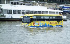 Sài Gòn sắp có xe buýt chạy đường sông