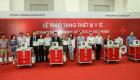 Toyota Việt Nam tặng thiết bị y tế cho 8 bệnh viện ở Lai Châu