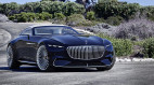 Vision Mercedes-Maybach 6 Cabriolet chính thức ra mắt