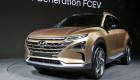 Hyundai Next Generation FCEV có phạm vi di chuyển lên đến 580 km
