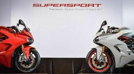Ra mắt Ducati SuperSport hoàn toàn mới, giá từ 16.800 USD