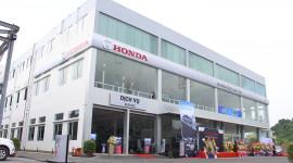 Honda Việt Nam khai trương Đại lý đạt tiêu chuẩn 5S thứ 20