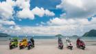 """Trải nghiệm độ """"chất"""" của Vespa GTS ABS 2017 tại Côn Đảo (P1)"""