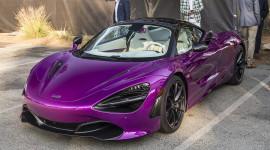 McLaren 720S MSO màu tím cực độc của nhà sưu tập Michael Fux
