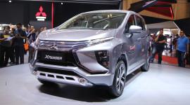 Vừa ra mắt, Mitsubishi Xpander đã nhận được gần 7.500 đơn đặt hàng