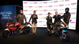 Yamaha trình làng môtô giá rẻ Fazer 25 2017