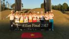 Gôn thủ Việt ghi dấu tại VCK châu Á MercedesTrophy 2017