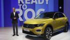 Volkswagen ra mắt mẫu Crossover cỡ nhỏ hoàn toàn mới