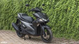 """Đánh giá Yamaha NVX 155: Xe tay ga thể thao dành cho """"phái mạnh"""""""