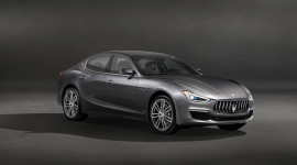 Maserati ra mắt Ghibli GranLusso 2018 thay thế tên Ghibli