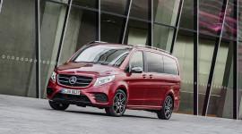 Mercedes-Benz V-Class thêm bản mới: Thực dụng và thoải mái hơn