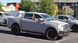 Ford Ranger thế hệ mới sẽ ra mắt vào năm sau