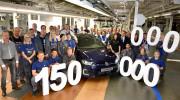 Volkswagen sản xuất chiếc xe thứ 150 triệu