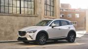Mazda CX-3 2018 thêm trang bị mới, giá từ 20.110 USD