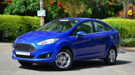 Ford Fiesta sedan 2018 có thể ra mắt vào đầu năm tới