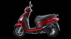 Xe tay ga Yamaha Acruzo có thêm 2 màu mới tại Việt Nam