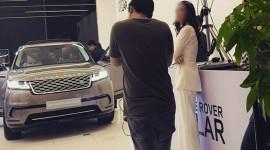 Ảnh nóng Range Rover Velar tại Việt Nam